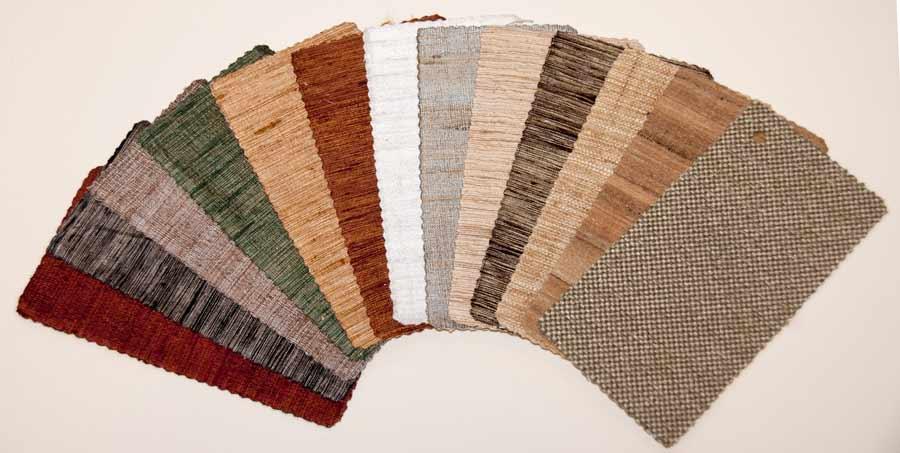 fabric samples for custom frames
