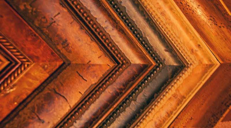 traditional wood frames for custom framing