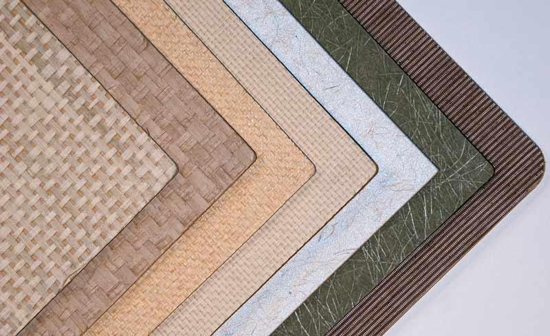 textured mat frame samples