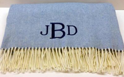 Monogrammed Gifts for All Occasions